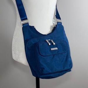 Baggallini Criss Cross Bag Color Pacific (Blue)